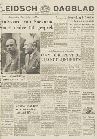 Leidsch Dagblad 1962-06-07