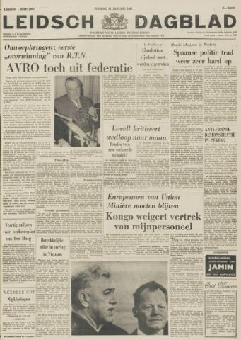 Leidsch Dagblad 1967-01-31