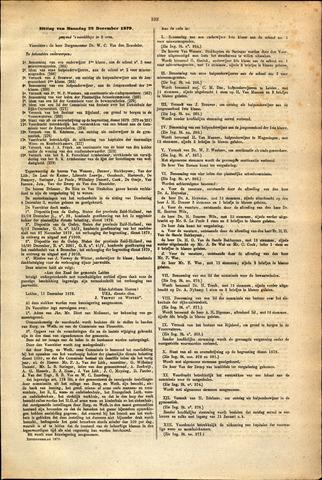 Handelingen van de Raad 1879-12-22