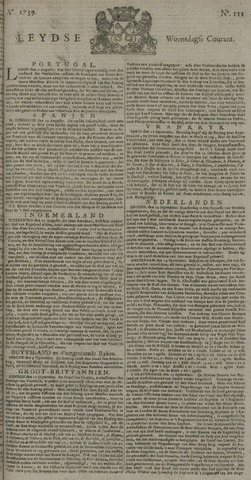 Leydse Courant 1739-09-16