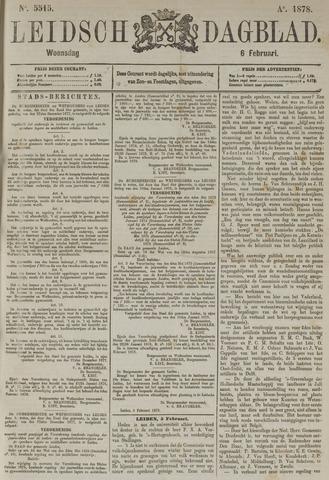 Leidsch Dagblad 1878-02-06