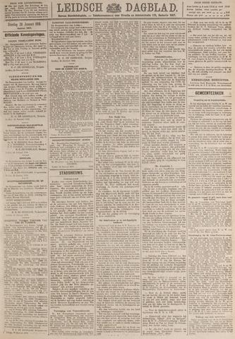 Leidsch Dagblad 1919-01-28