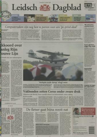 Leidsch Dagblad 2004-08-31