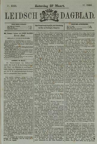 Leidsch Dagblad 1880-03-27