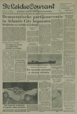 Leidse Courant 1964-08-25