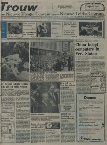 Nieuwe Leidsche Courant 1976-10-30