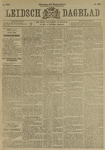 Leidsch Dagblad 1904-09-20