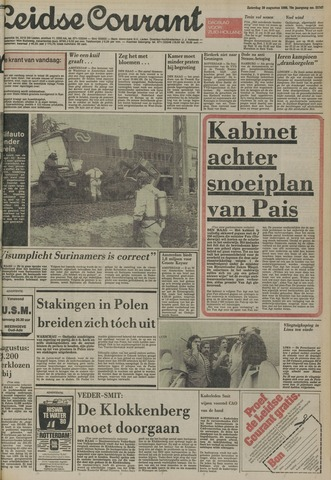 Leidse Courant 1980-08-30