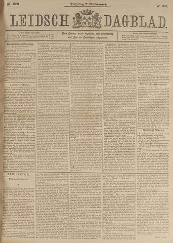 Leidsch Dagblad 1902-02-07