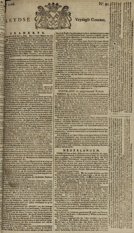 Leydse Courant 1766-08-01