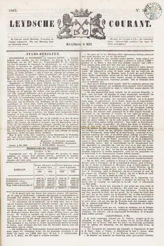 Leydse Courant 1865-05-08