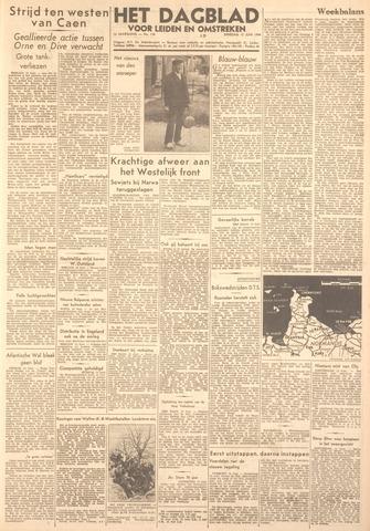 Dagblad voor Leiden en Omstreken 1944-06-13