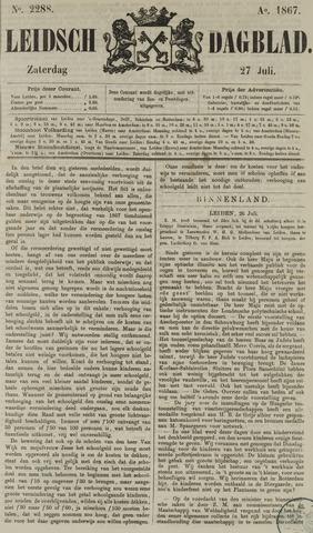 Leidsch Dagblad 1867-07-27