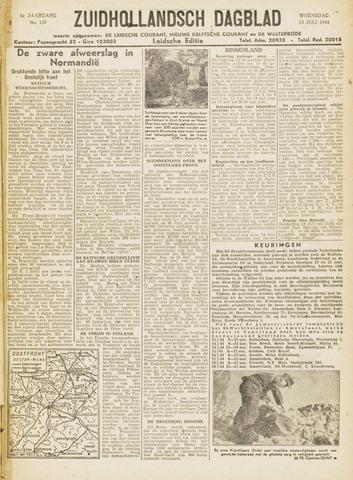 Zuidhollandsch Dagblad 1944-07-12