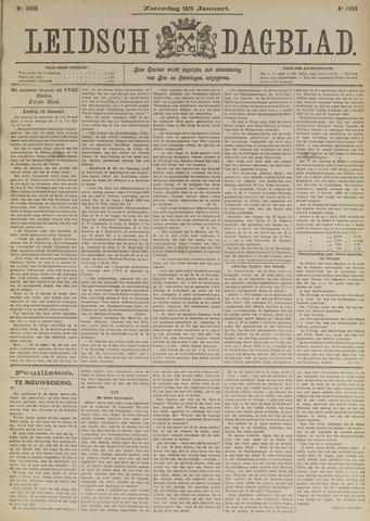 Leidsch Dagblad 1896-01-25