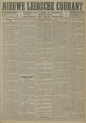 Nieuwe Leidsche Courant 1923-06-04