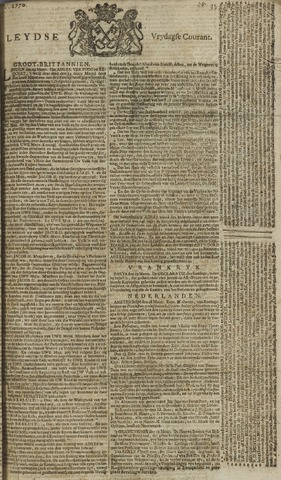 Leydse Courant 1770-03-30