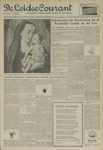 Leidse Courant 1952-12-24