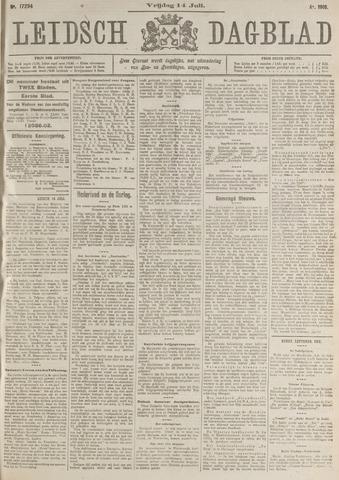 Leidsch Dagblad 1916-07-14