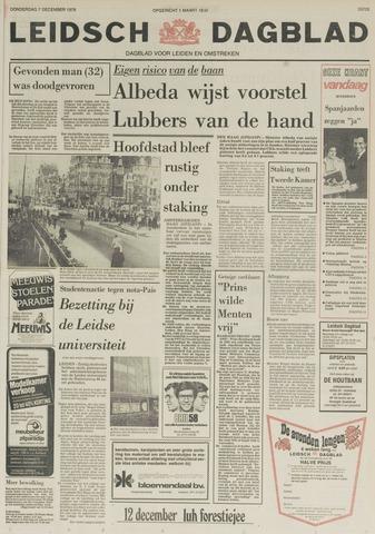 Leidsch Dagblad 1978-12-07