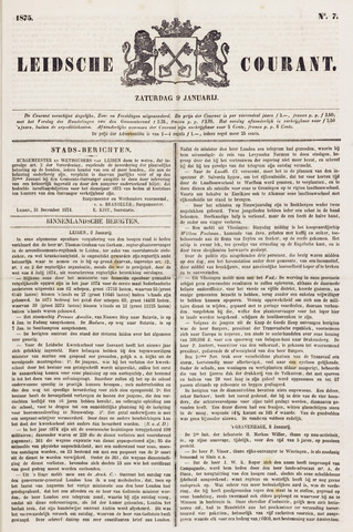 Leydse Courant 1875-01-09