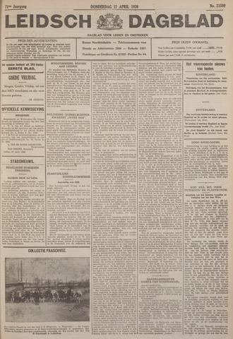 Leidsch Dagblad 1930-04-17