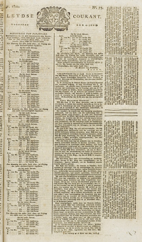 Leydse Courant 1822-06-19