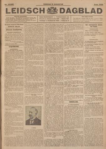 Leidsch Dagblad 1926-08-31