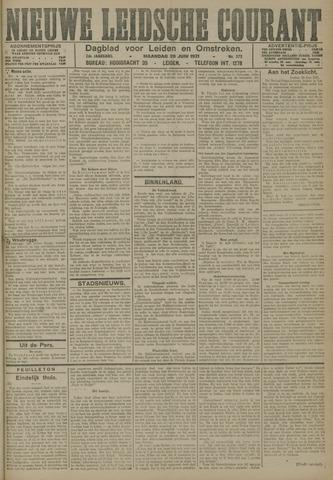 Nieuwe Leidsche Courant 1921-06-20