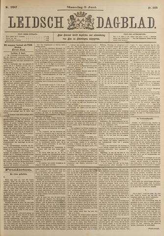 Leidsch Dagblad 1899-06-05