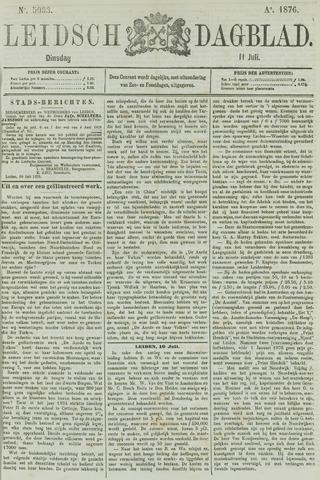 Leidsch Dagblad 1876-07-11