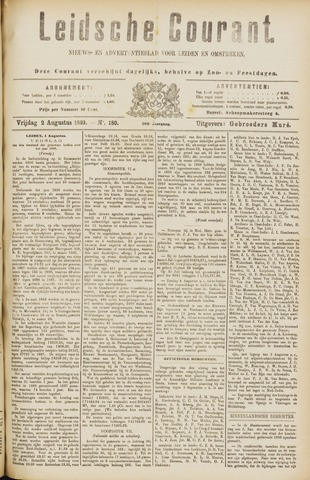 Leydse Courant 1889-08-02