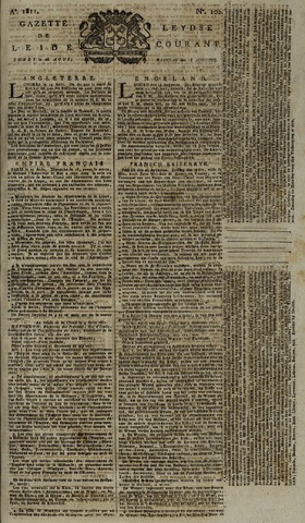 Leydse Courant 1811-08-26