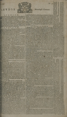 Leydse Courant 1745-04-26