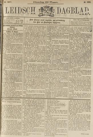 Leidsch Dagblad 1892-03-29
