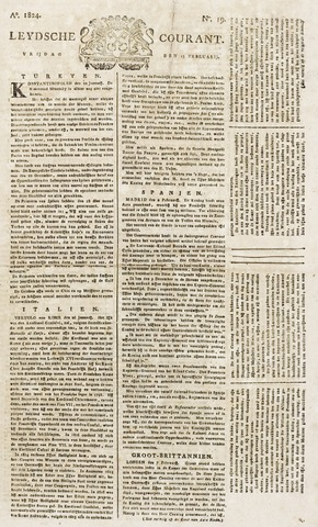 Leydse Courant 1824-02-13
