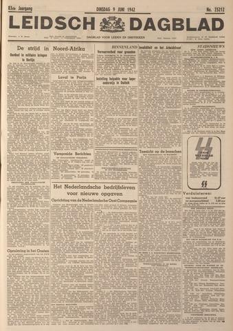 Leidsch Dagblad 1942-06-09