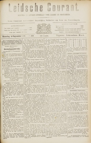Leydse Courant 1889-09-16