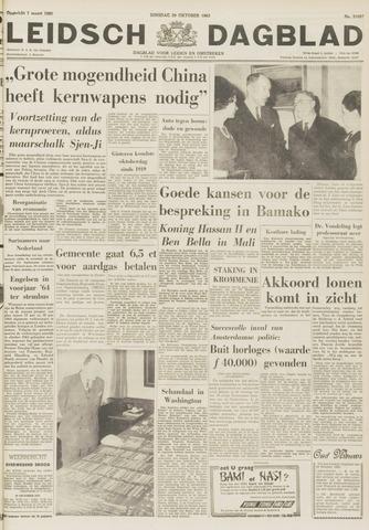 Leidsch Dagblad 1963-10-29