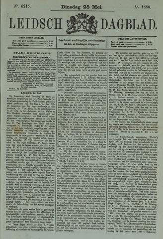 Leidsch Dagblad 1880-05-25