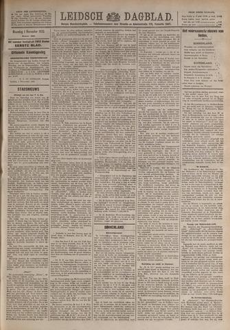 Leidsch Dagblad 1920-11-01