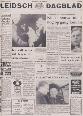 Leidsch Dagblad 1968-12-19