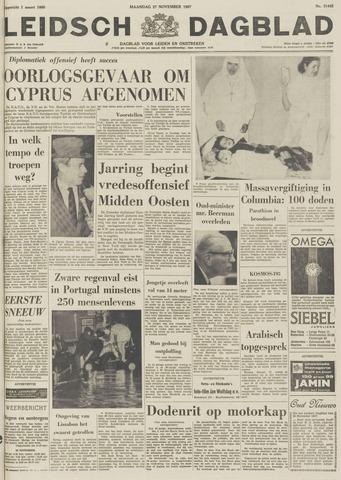 Leidsch Dagblad 1967-11-27