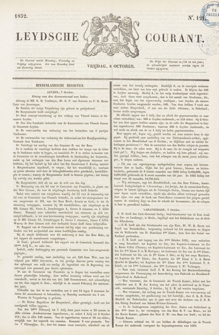Leydse Courant 1852-10-08