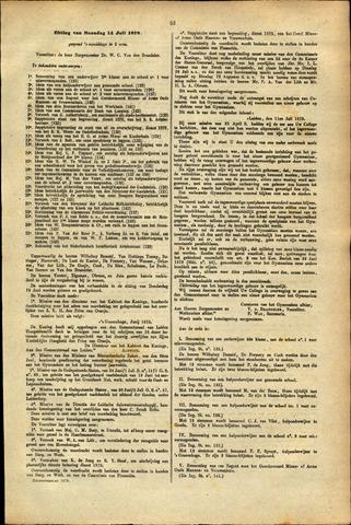 Handelingen van de Raad 1879-06-14
