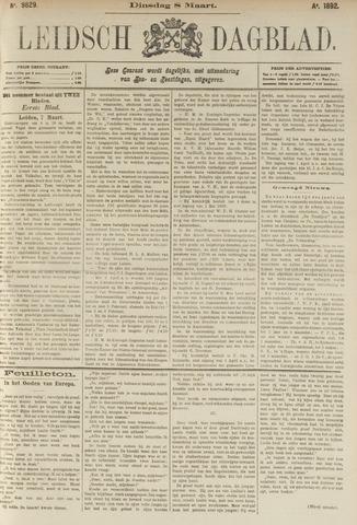 Leidsch Dagblad 1892-03-08