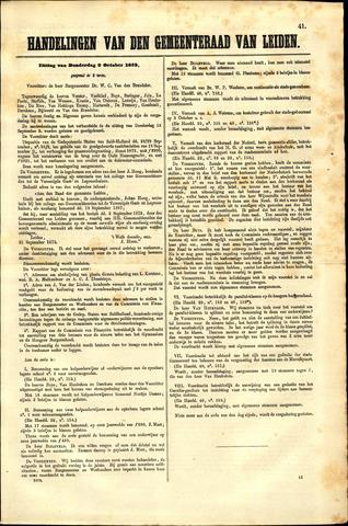 Handelingen van de Raad 1873-10-02