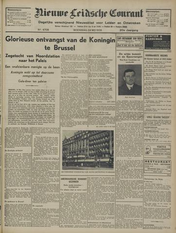 Nieuwe Leidsche Courant 1939-05-24