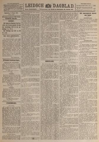 Leidsch Dagblad 1921-03-31