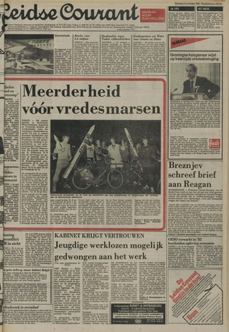 Leidse Courant 1981-11-21